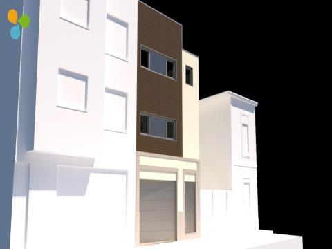 Moradia T4 Duplex em Construção