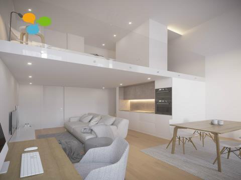Apartamento T0 DUPLEX