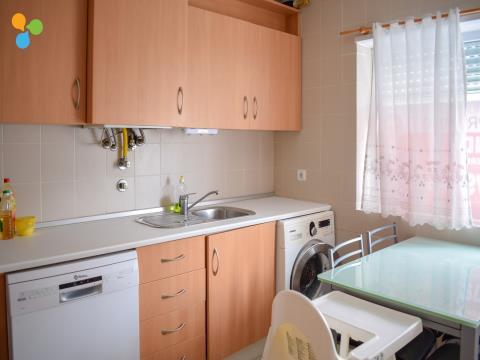 Apartamento T1+1 UBI ENGENHARIAS