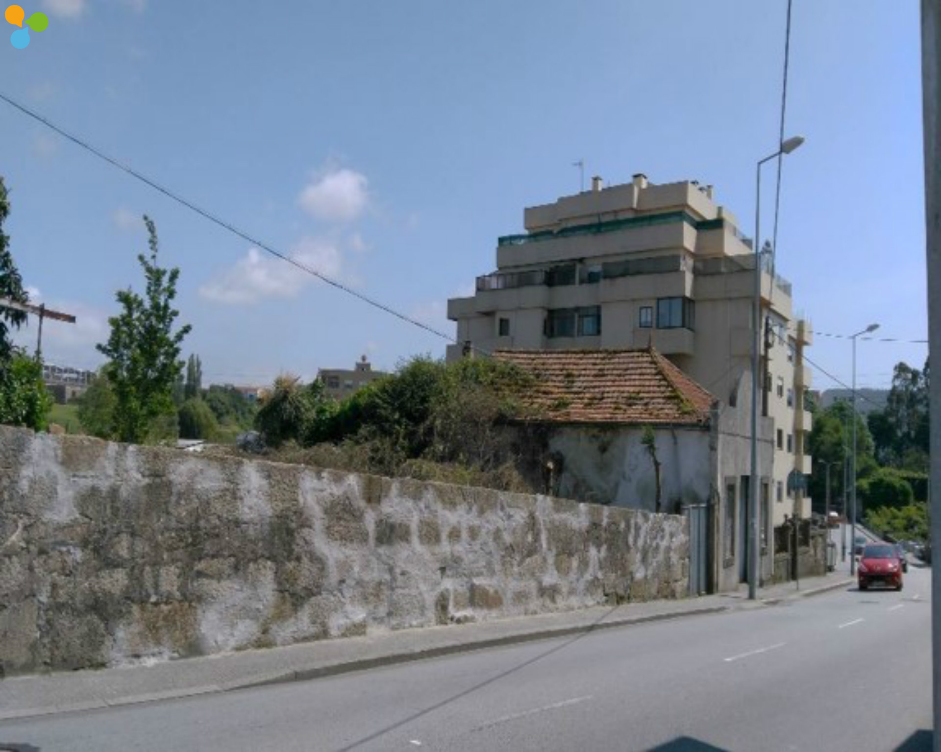 Outside view