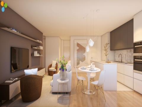 Apartamento T2 Póvoa do Varzim