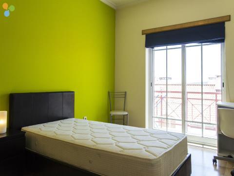 Arrendamento ao quarto, Apartamento T3