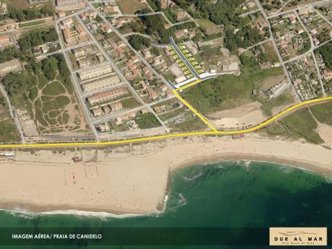 Lotes à Praia de Canidelo