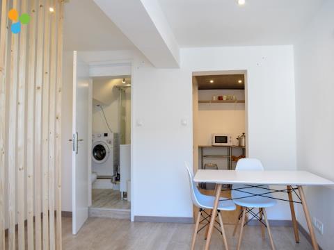 Apartamento T1+2
