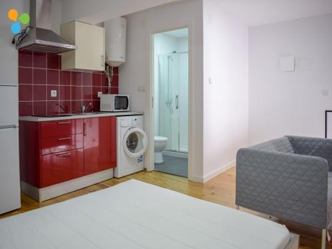 Prédio - Covilhã com 5 apartamentos