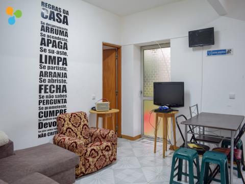 Apartamento T3 p/ investimento - Covilhã