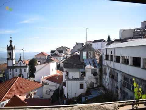 Prédio para reabilitar no Centro da Cidade Covilhã