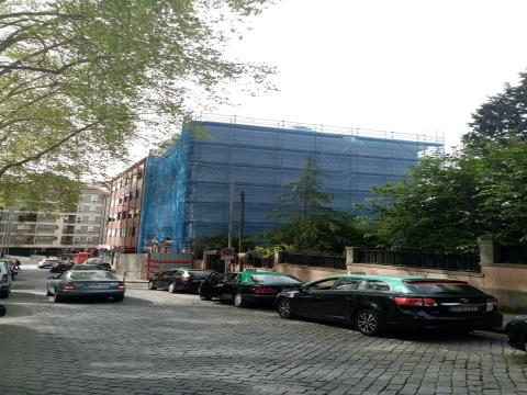 Apartamento T1 Kit com varanda   junto  à  Universidade Fernando Pessoa e Jardim Arca D´Água