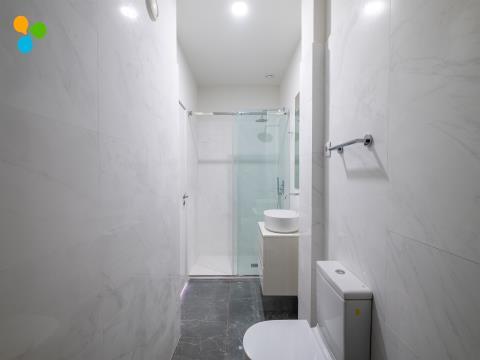 Apartamento T1+1 Novo - Jardim Arca Dágua