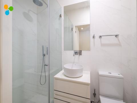 Apartamento T2 Novo - Jardim Arca Dágua