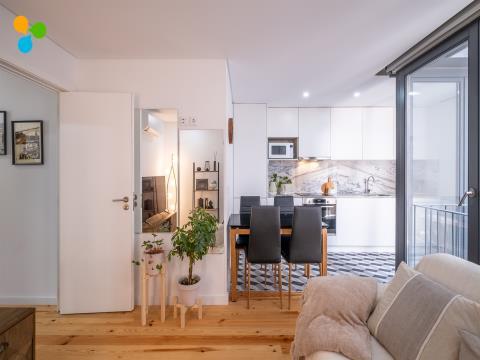 Apartamento Novo T2