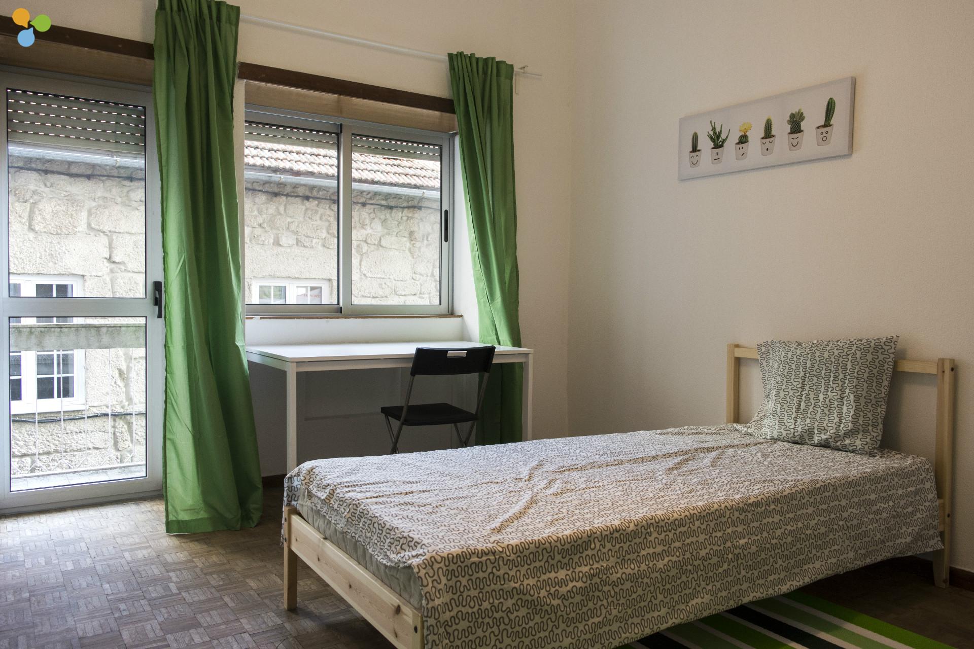 Arrendamento ao Quarto, Apartamento T5