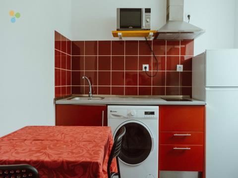 Arrendamento Apartamento T0 - Covilhã