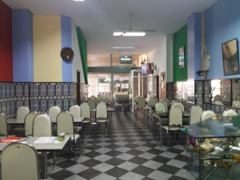 Restaurante no Centro de Coimbra