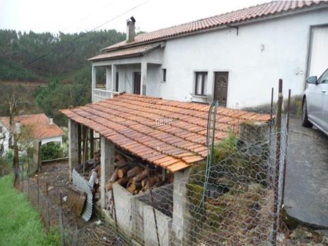 Moradia T2 - Penacova, Coimbra