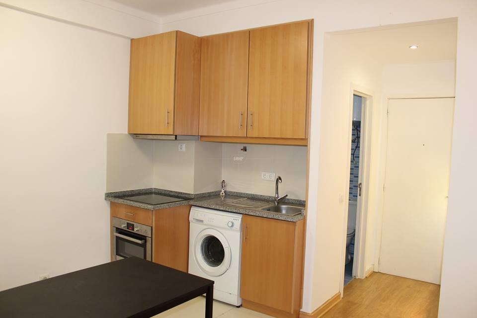 Wohnung 1+1/2 Schlafzimmer