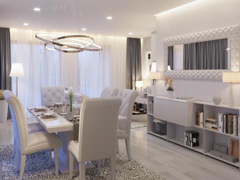Apartamento T3 - Coimbra