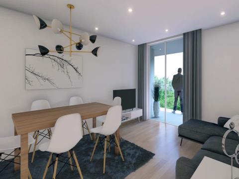 Apartamento T1 - Coimbra