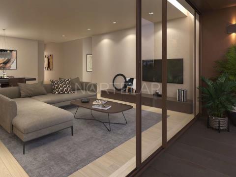 Apartamento T3 de luxo no centro de Vila do Conde