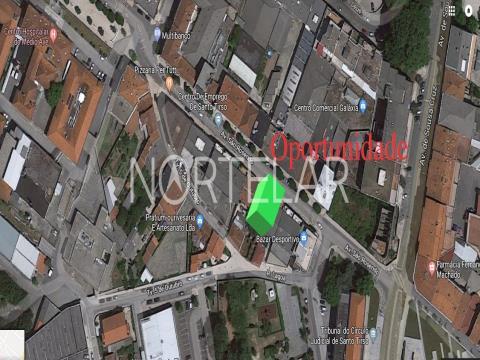 Terreno para construção Santo Tirso