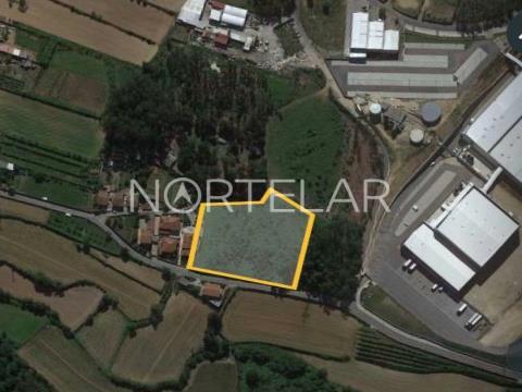 Terreno para construção em Guidões - Trofa