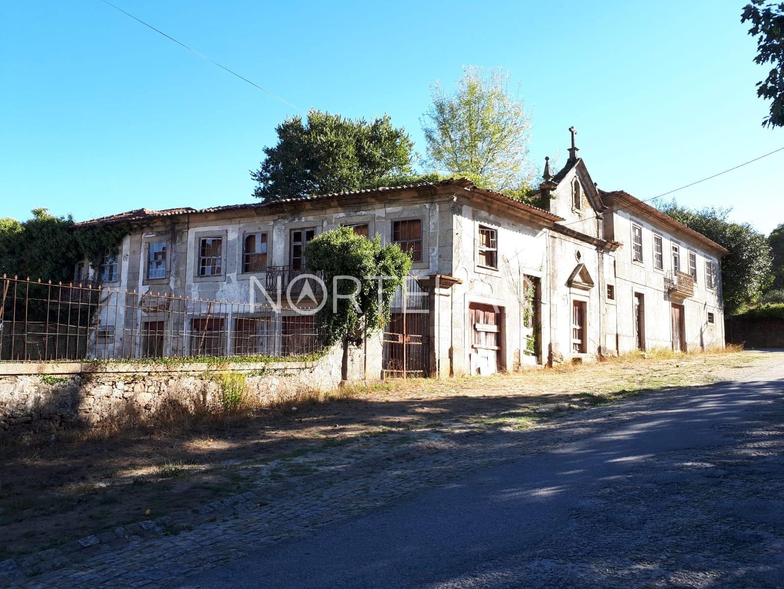 Solar histórico em Santo Tirso