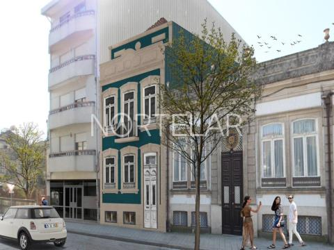 Apartamento Duplex T1 NOVO no Porto