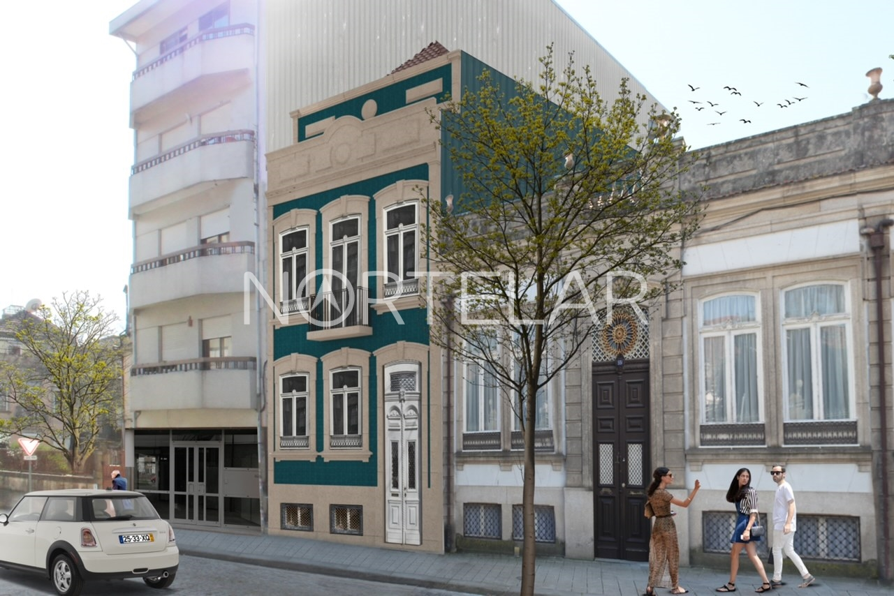 Apartamento T2 NOVO no Porto