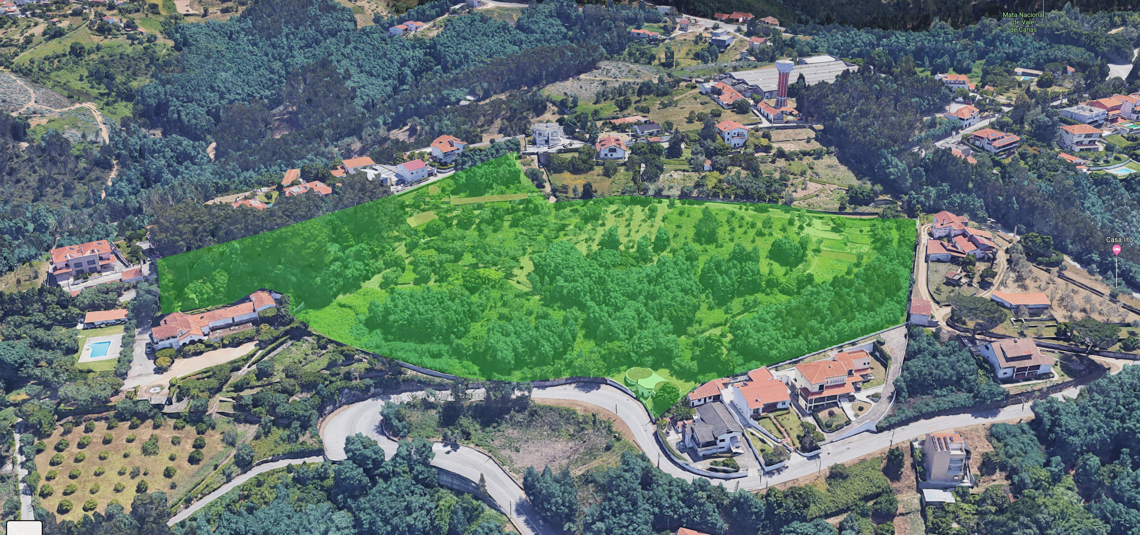 Quinta T5, Coimbra, Vale de Canas
