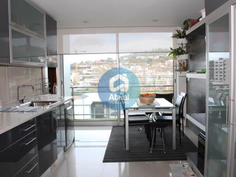 Apartment T3, For sale, São Miguel e São João, Vizela
