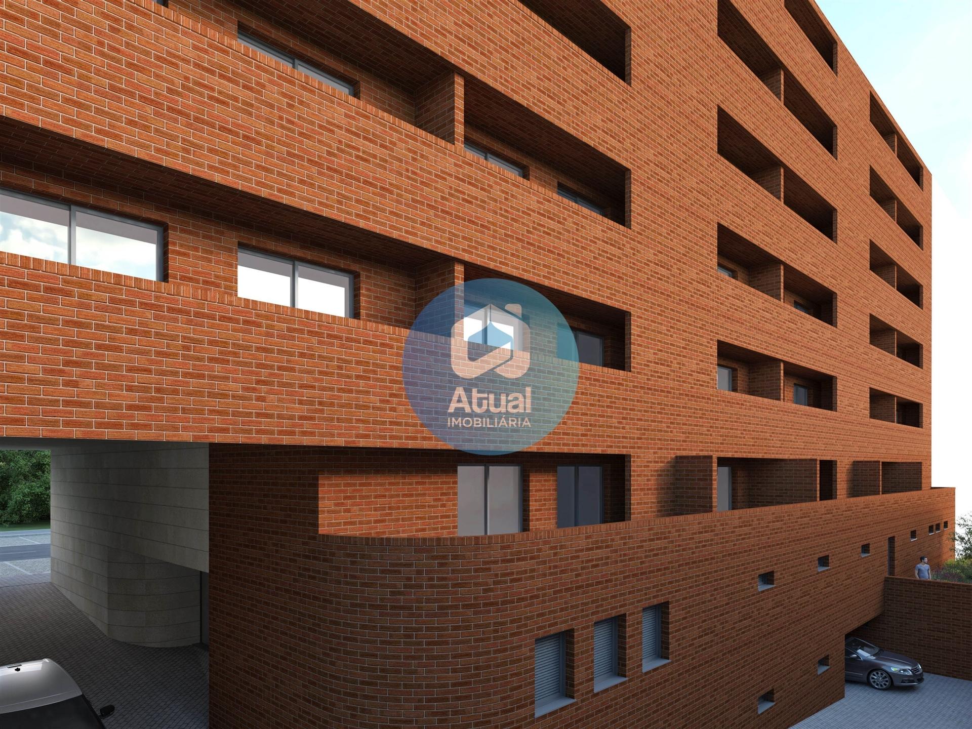 Apartamento T2 Em Construção, Venda, Creixomil, Guimarães