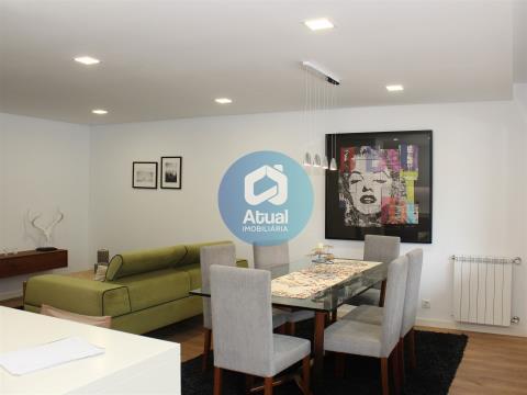 Apartamento T2 nuevo  en Azurém, Guimarães.