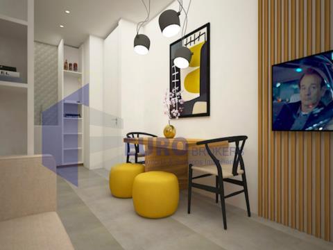 Apartamento T3 remodelado já com rentabilidade