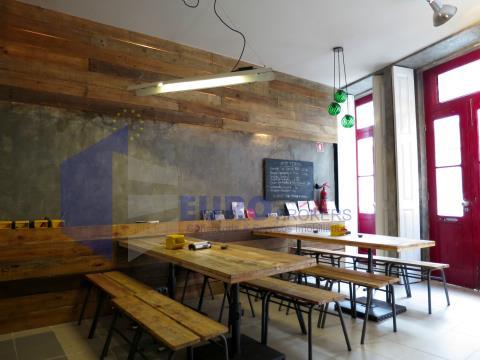 Trespasse de Restaurante junto à Ribeira