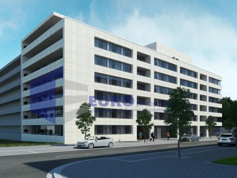 Apartamento T2 em novo empreendimento de luxo
