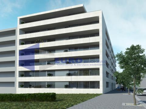 Apartamento T4 de luxo em Matosinhos Sul
