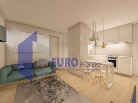 Apartamento novo no centro do Porto