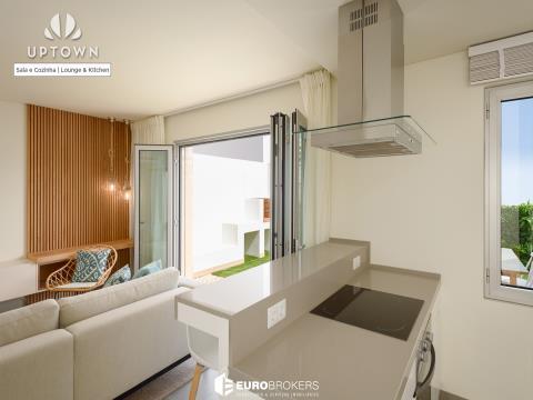 Apartamento T2 em condomínio de Luxo no Algarve