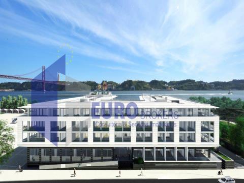 Hyatt Regency Lisboa Residences - rentabilidade mínima garantida