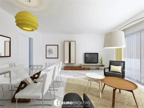 Apartamento T2 novo em Lagos, Algarve