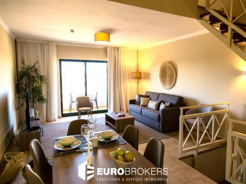Apartamento T2 com rentabilidade em resort no Algarve