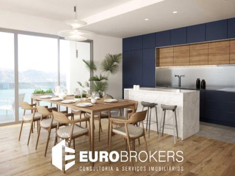 Apartamento T2 de luxo com rentabilidade garantida