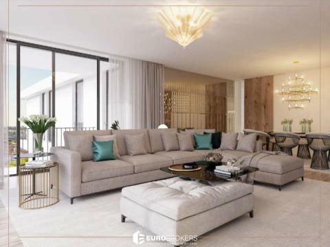 Exclusivo apartamento T5 em Matosinhos Sul