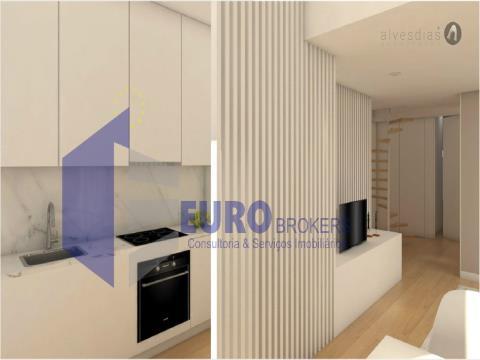 Apartamento T4 Duplex no Bonfim, Porto