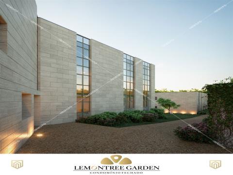 Apartamento T3 Marechal Gomes da Costa - Lemon Tree Garden Condomínio Fechado