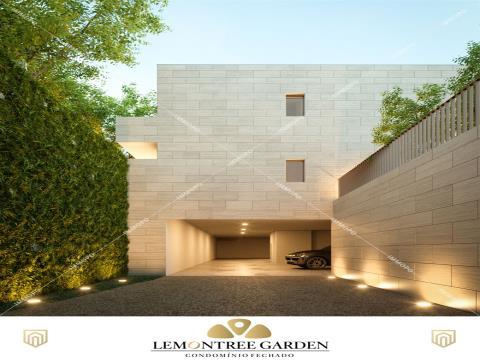 Apartamento T4 Marechal Gomes da Costa - Lemon Tree Garden Condomínio Fechado