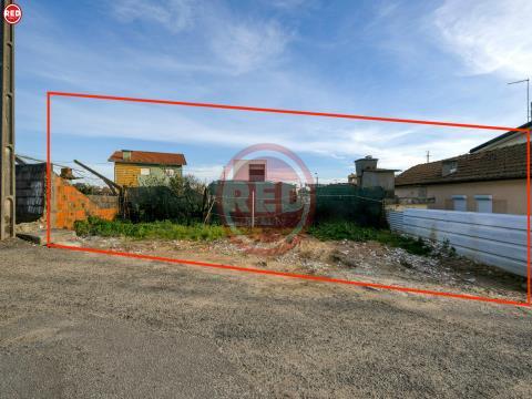 Terreno com projeto aprovado a 1000m da praia em Canidelo