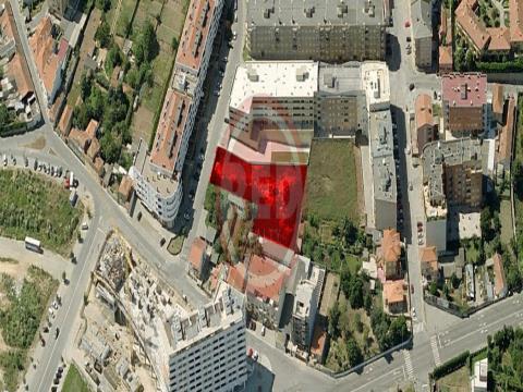 Terreno para construção, em Coimbrões, com PIP aprovado