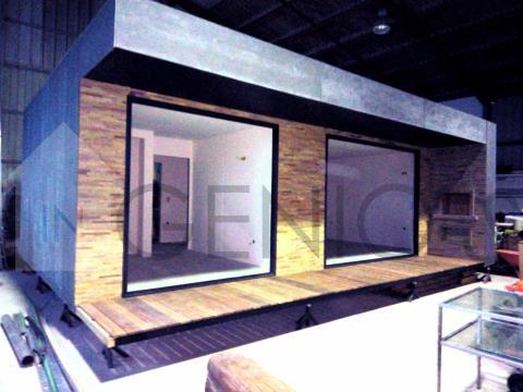 Modulärt hus