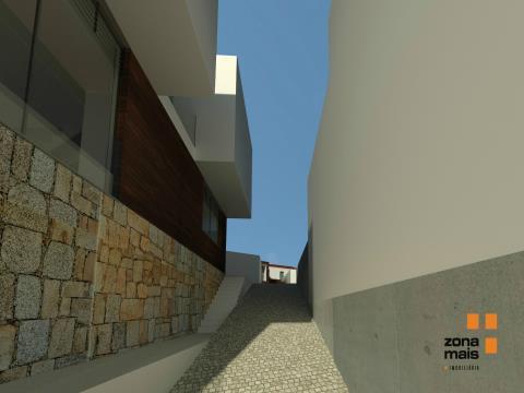 Moradia T3 - Condomínio fechado - Oliveira do Douro - ZM259B